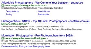 Google layout ads